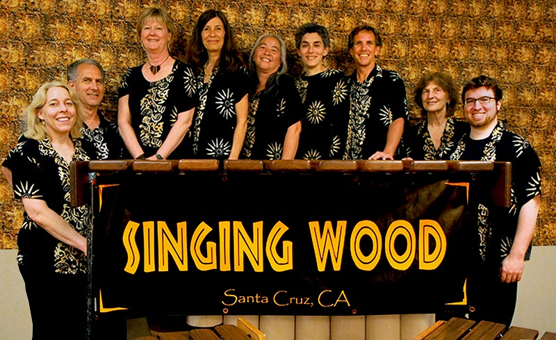 Singing Wood Santa Cruz Zimbabwean Marimba